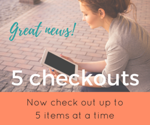 Great News! 5 checkouts