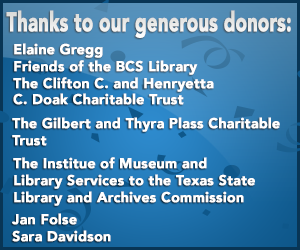 Thanks to our generous donors