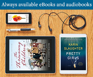 Always Available eBooks and Audiobooks