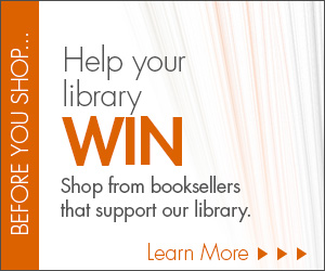 Help our library WIN! Shop from booksellers that support this library.