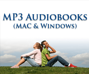 MP3 Audiobooks (MAC & Windows)