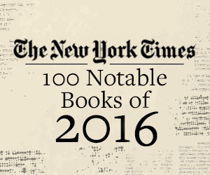 New York Times 100 Notable Books of 2015