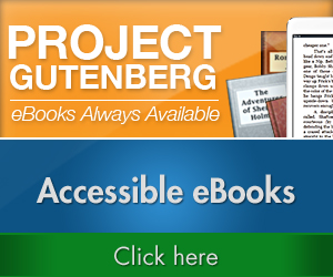Always available classics and Accessible eBooks