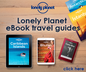 Lonely Planet eBook travel guides