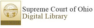 Supreme Court of Ohio Digital Library
