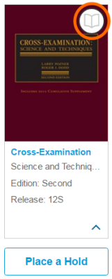 A unavailable title with a grayed-out icon. See above for more information.