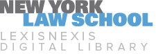 New York Law School Digital Library