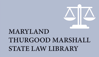 Thurgood Marshall State Law Library