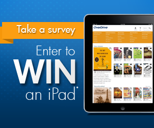 Take a survey - Enter to win an iPad