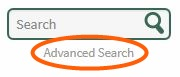 Advanced Search Link